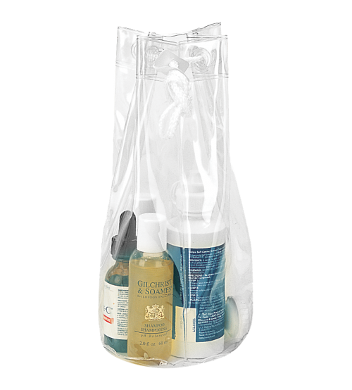 Raindrop Drawstring Bag