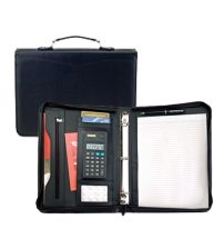Cambridge 3-Ring Binder Zipper Portfolio