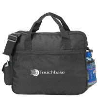 Recycled In-Charge Briefcase